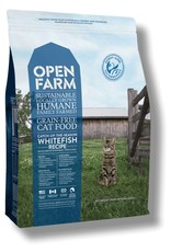 Open Farm OPEN FARM Catch of the Sea Whitefish Dry Cat Food
