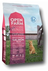 Open Farm OPEN FARM Wild Caught Salmon Dry Cat Food
