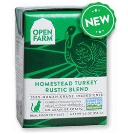 Open Farm OPEN FARM Cat Stew Turkey 5.5oz CASE/12