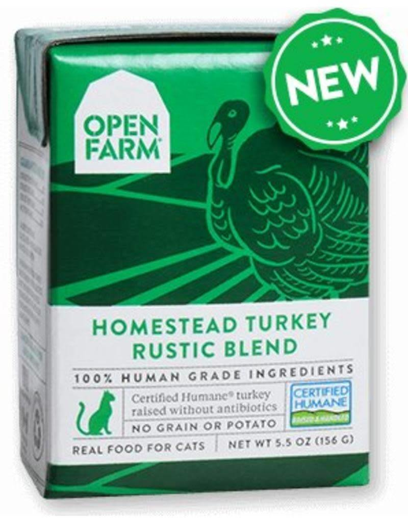 Open Farm OPEN FARM Cat Stew Turkey 5.5oz CASE/12