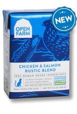 Open Farm OPEN FARM Cat Stew Chicken & Salmon 5.5oz CASE/12