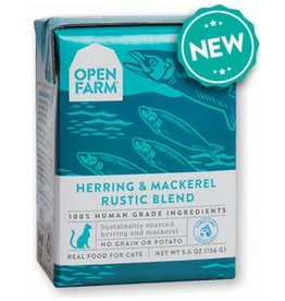 Open Farm OPEN FARM Cat Stew Herring 5.5oz CASE/12