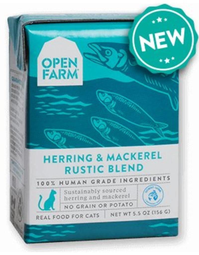 Open Farm OPEN FARM Cat Stew Herring 5.5oz CASE/12