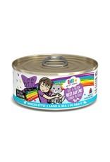 Weruva BFF BFF OMG Beef & Salmon Best Day Eva Canned Cat Food Case