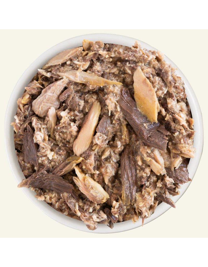 Weruva BFF BFF OMG Chicken & Turkey QT Patootie Canned Cat Food Case