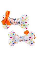 Haute Diggity Dog Birthday Bone Plush Toy