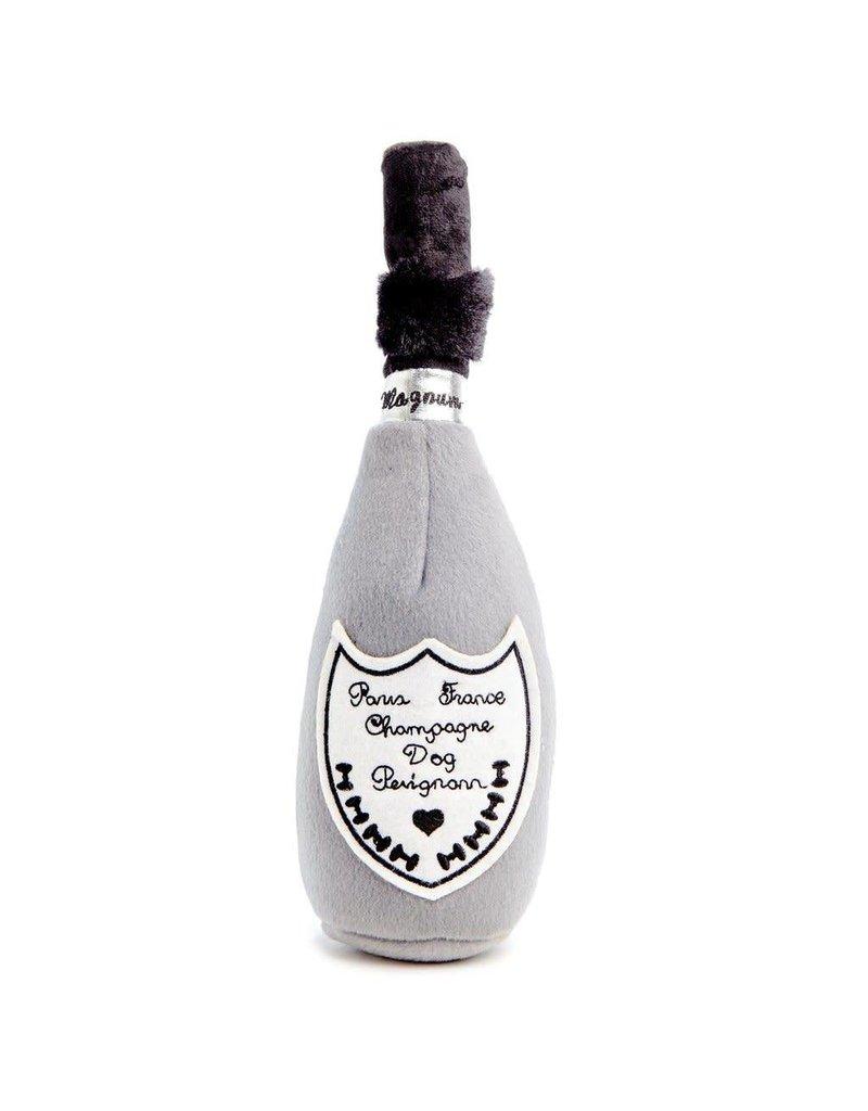 Haute Diggity Dog Dog Perignon Champagne Plush Toy