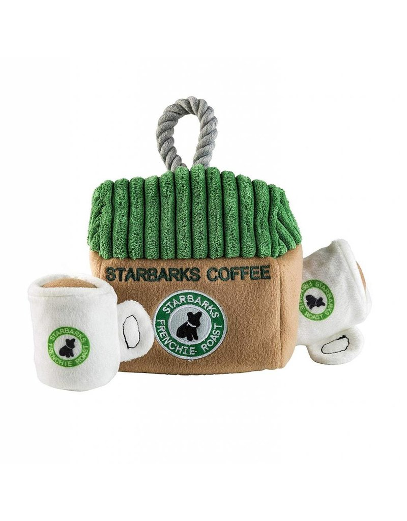Haute Diggity Dog Starbarks Coffee House Interactive Toy