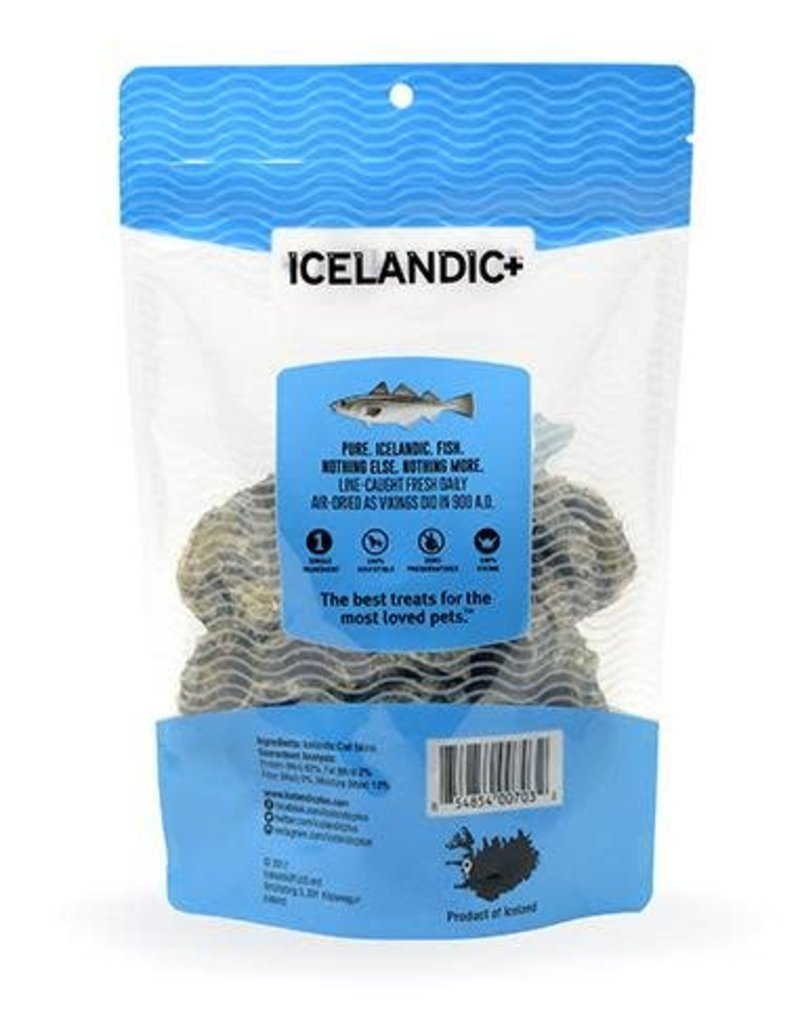 Icelandic+ ICELANDIC+ Cod Skin Rolls Treat