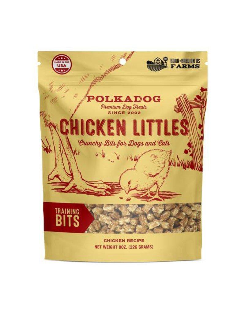 POLKA DOG POLKA DOG Chicken Little Training Bites 8 oz