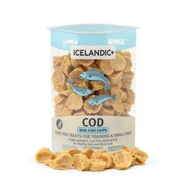 Icelandic+ !ICELANDIC+ Cod Fish Chips Mini 2OZ