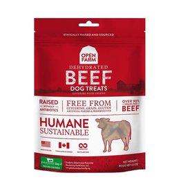 Open Farm OPEN FARM Dehydrated Beef Dog Treat 4.5 oz.