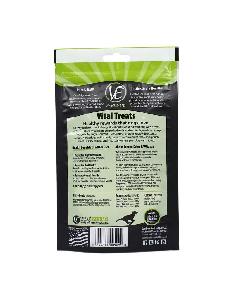 Vital Essentials VITAL ESSENTIALS Freezedried Bully Sticks 5 ct.