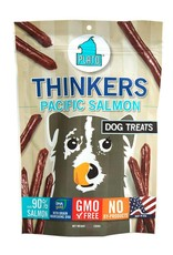 Plato Pet Treats PLATO Thinkers Dog Treats in Salmon