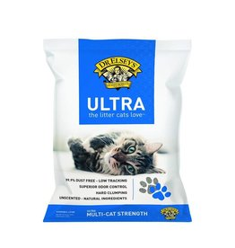 PRECIOUS CAT, INC. DR. ELSEY'S  Ultra Precious Cat Clay Litter 18lb