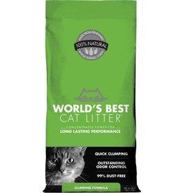 Worlds Best Cat Litter WORLDS BEST Clumping Unscented Cat Litter