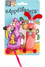 Appeteasers APPETEASERS Cat Toy 2 pack
