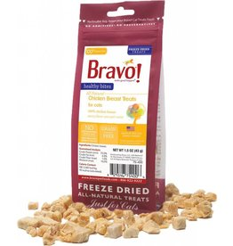BRAVO! Pet Food BRAVO! Freezedried Chicken Cat Treat 1.5oz
