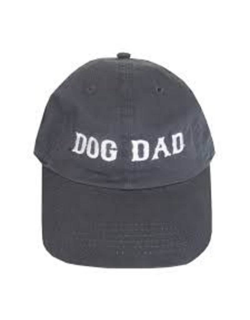 SPOILED ROTTEN DOGZ Dog Dad Hat Charcoal