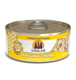 Weruva WERUVA Paw Lickin' Chicken Grain-Free Canned Cat Food Case