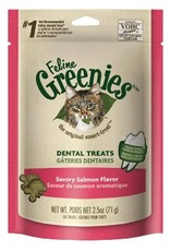 GREENIES GREENIES Feline Salmon Formula Dental Treats