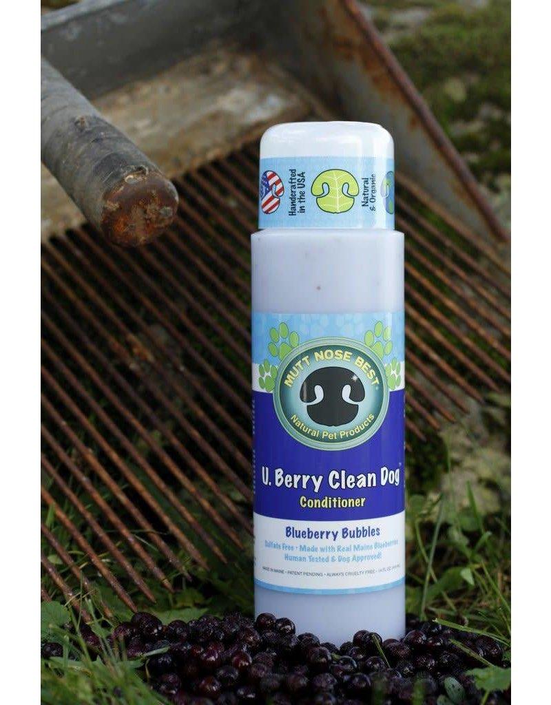 Mutt Nose Best MUTT NOSE BEST U Berry Clean Dog Conditioner 14 oz