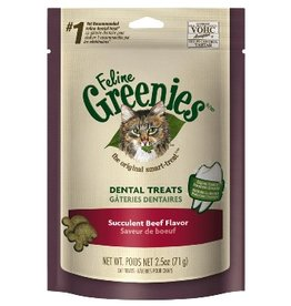 GREENIES GREENIES Feline Beef Formula Dental Treats