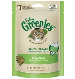 GREENIES GREENIES Feline Catnip Formula Dental Treats 5.5 oz.