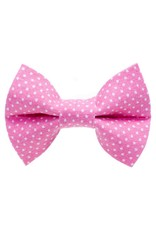 """SWEET PICKLES DESIGNS """"Honey Bunny"""" Bow Tie for Cats"""