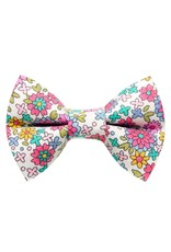 """SWEET PICKLES DESIGNS """"Kitty Soiree"""" Bow Tie for Cats"""