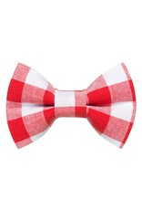 """SWEET PICKLES DESIGNS """"Brunch at Pickles"""" Bow Tie for Cats"""