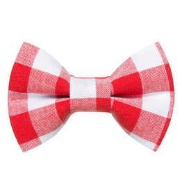"SWEET PICKLES DESIGNS ""Brunch at Pickles"" Bow Tie for Cats"