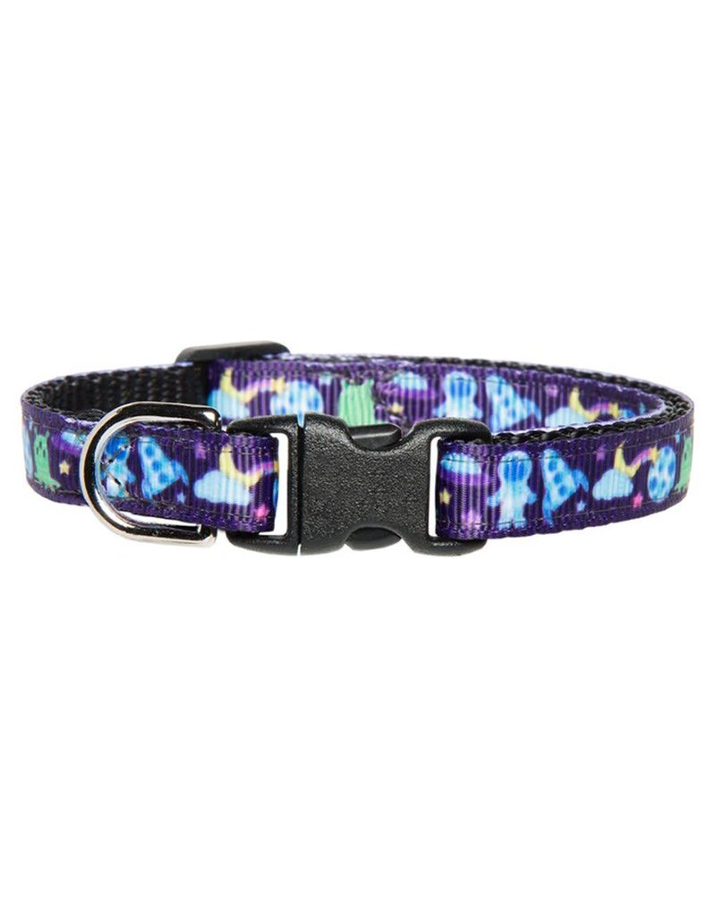 """SWEET PICKLES DESIGNS """"Spaced Out"""" Cat Collar"""