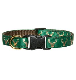 "SWEET PICKLES DESIGNS ""Cabin Fever"" Cat Collar"
