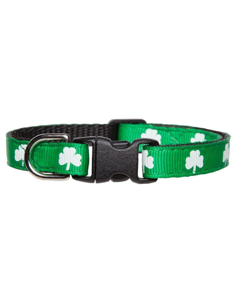 """SWEET PICKLES DESIGNS """"The Lucky One"""" Cat Collar"""