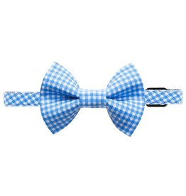 "SWEET PICKLES DESIGNS ""Weekend at Oz"" Cat Collar & Removable Bow Tie"