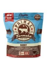 Primal Pet Foods PRIMAL Frozen Raw Feline Rabbit Formula 3 lb.
