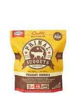 Primal Pet Foods !PRIMAL Frozen Raw Feline Pheasant Formula 3 lb.