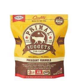Primal Pet Foods PRIMAL Frozen Raw Feline Pheasant Formula 3 lb.