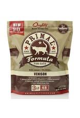 Primal Pet Foods PRIMAL Frozen Raw Feline Venison Formula 3 lb.