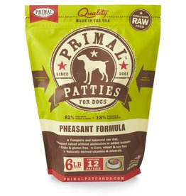 Primal Pet Foods PRIMAL Frozen Raw Canine Pheasant Formula