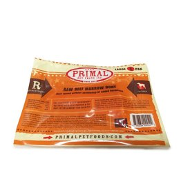 Primal Pet Foods PRIMAL Frozen Raw Beef Marrow Bone Large 1 Pack
