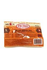 Primal Pet Foods PRIMAL Frozen Raw Beef Marrow Bone Small 1 Pack