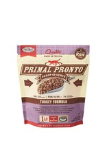 Primal Pet Foods PRIMAL Pronto Frozen Raw Feline Turkey Formula 1 lb.