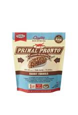 Primal Pet Foods PRIMAL Pronto Frozen Raw Feline Rabbit Formula 1 lb.