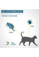 Bayer SERESTO 8 Month Tick Collar for Cats