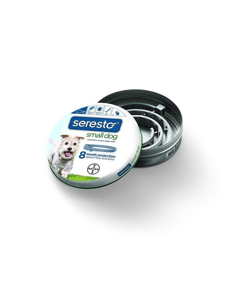 Bayer SERESTO 8 Month Tick Collar for Small Dogs