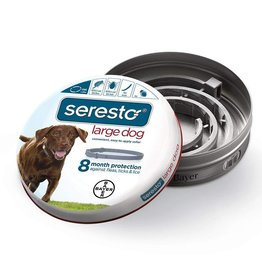 Bayer SERESTO 8 Month Tick Collar for Large Dogs