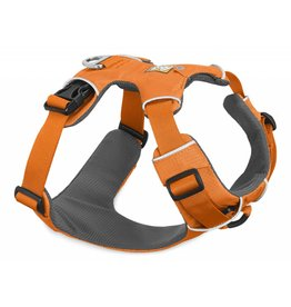RUFFWEAR RUFFWEAR Front Range Harness  - Orange Poppy