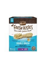 Merrick MERRICK Fresh Kisses with Mint Strips Large